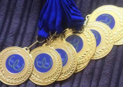 Club Medals
